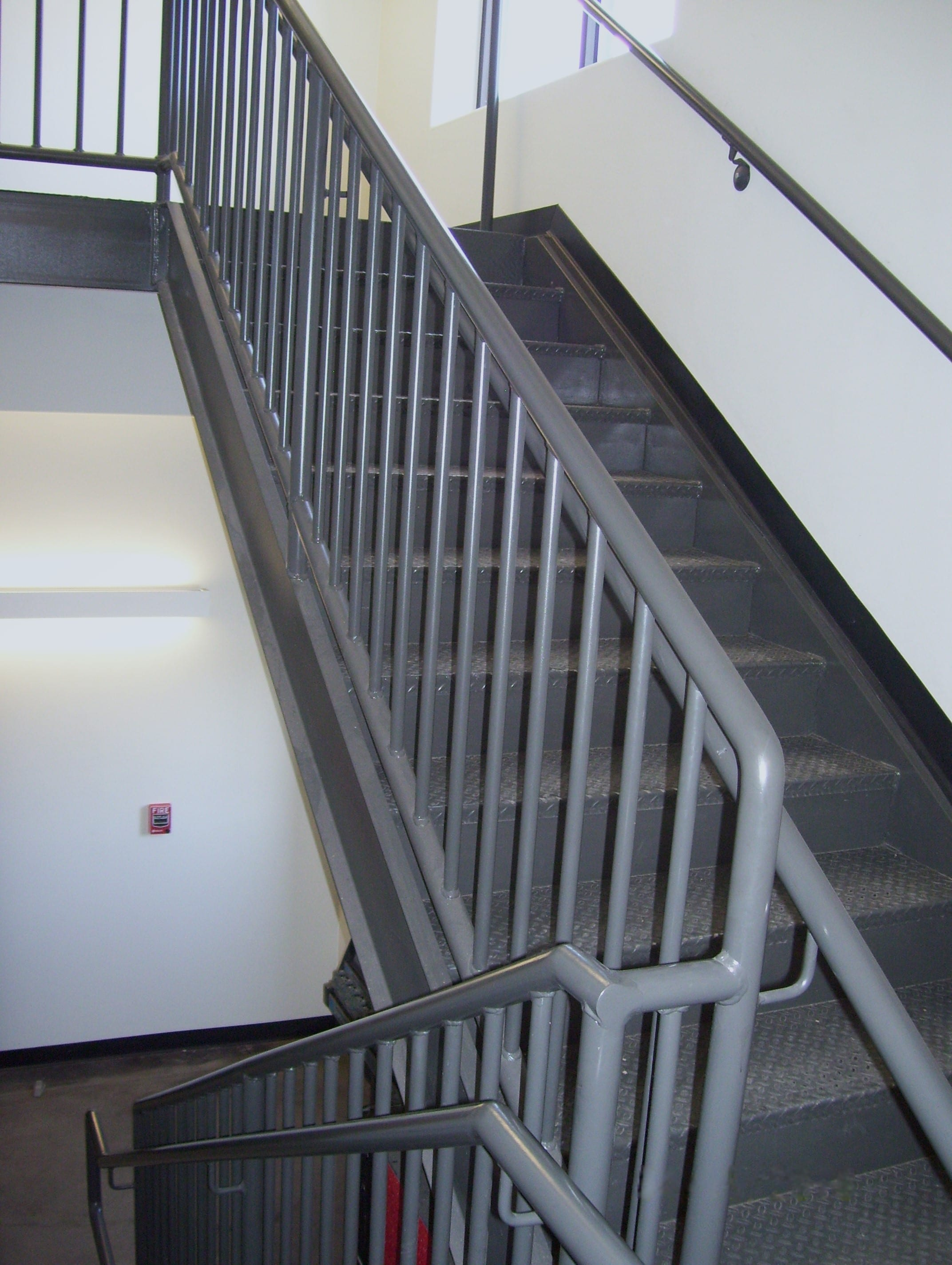 Cummins Stairs